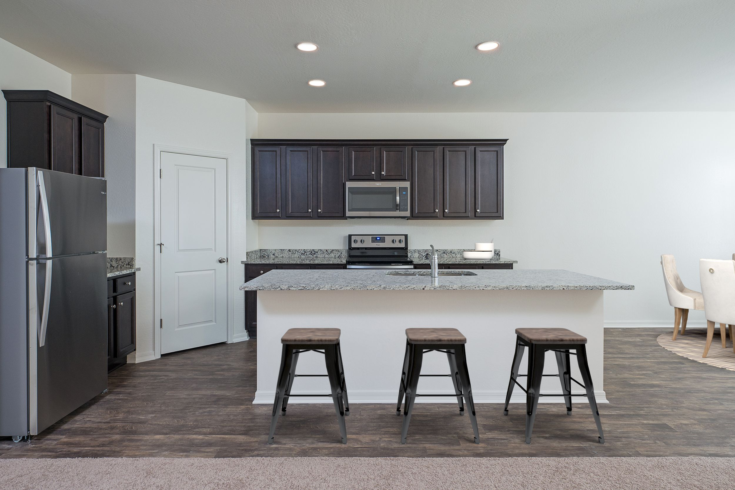 Kitchen featured in the Hawking By Starlight Homes in Lakeland-Winter Haven, FL