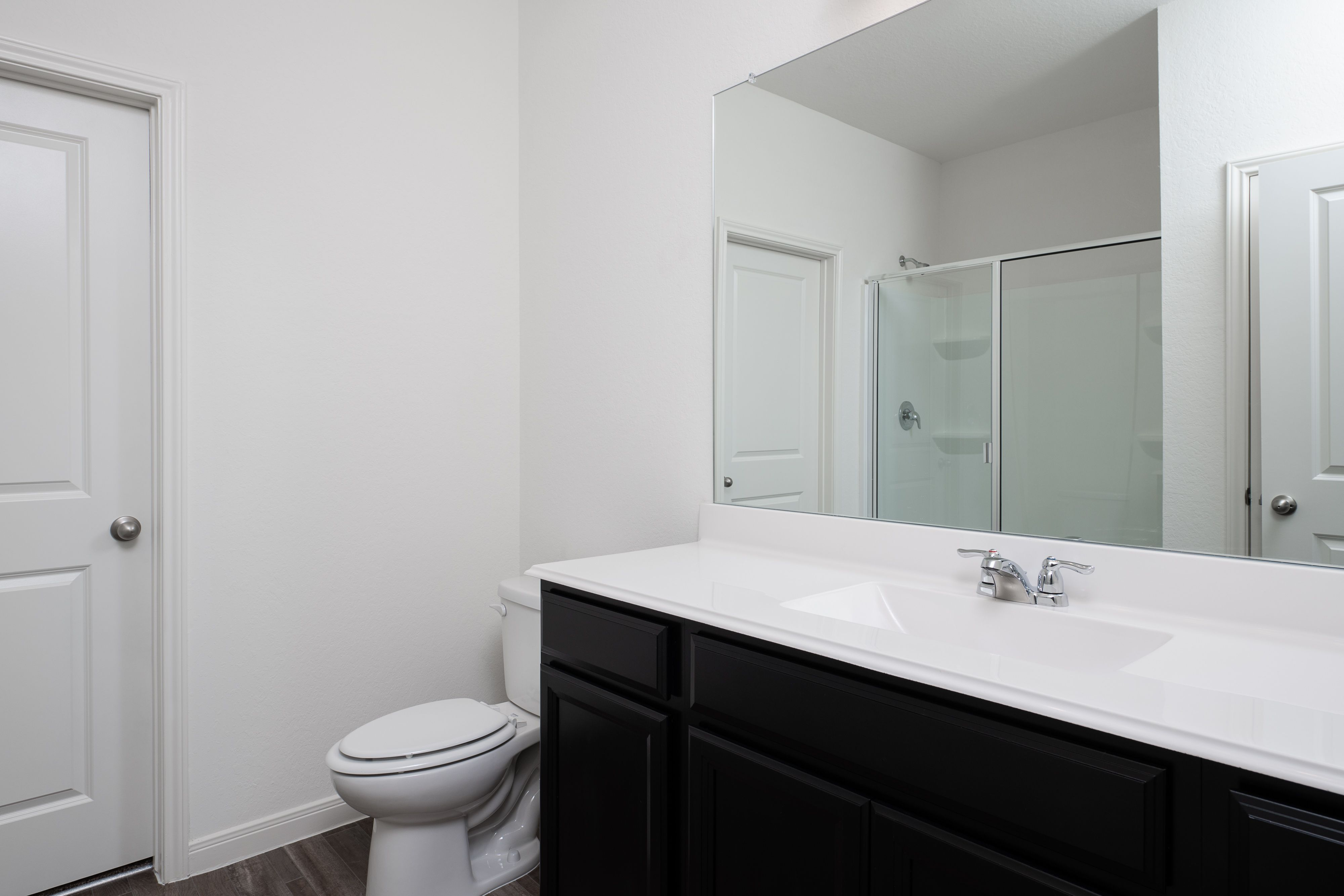Bathroom featured in the Moonbeam By Starlight Homes in Daytona Beach, FL