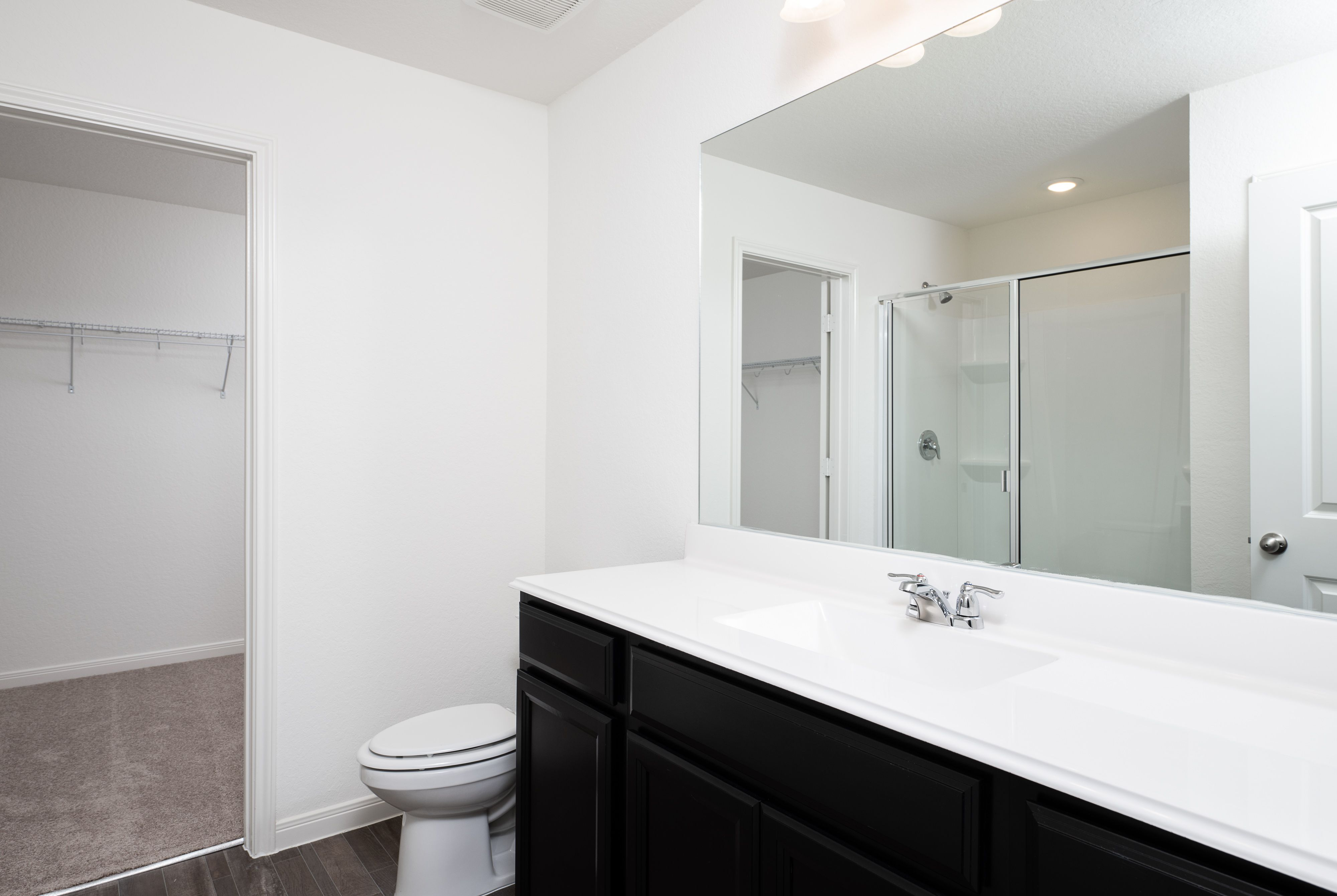 Bathroom featured in the Magellan By Starlight Homes in San Antonio, TX