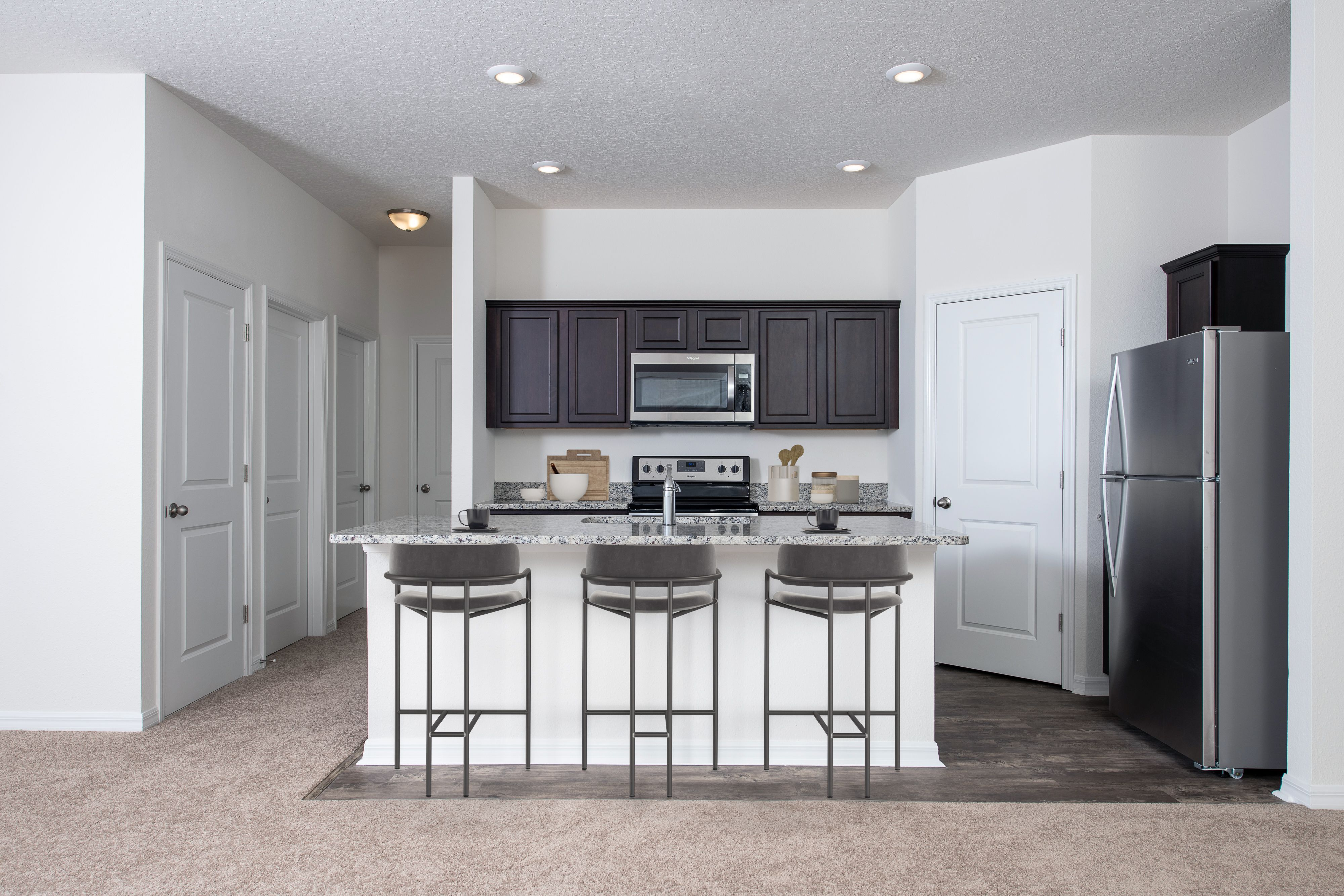 Kitchen featured in the Glimmer By Starlight Homes in Lakeland-Winter Haven, FL