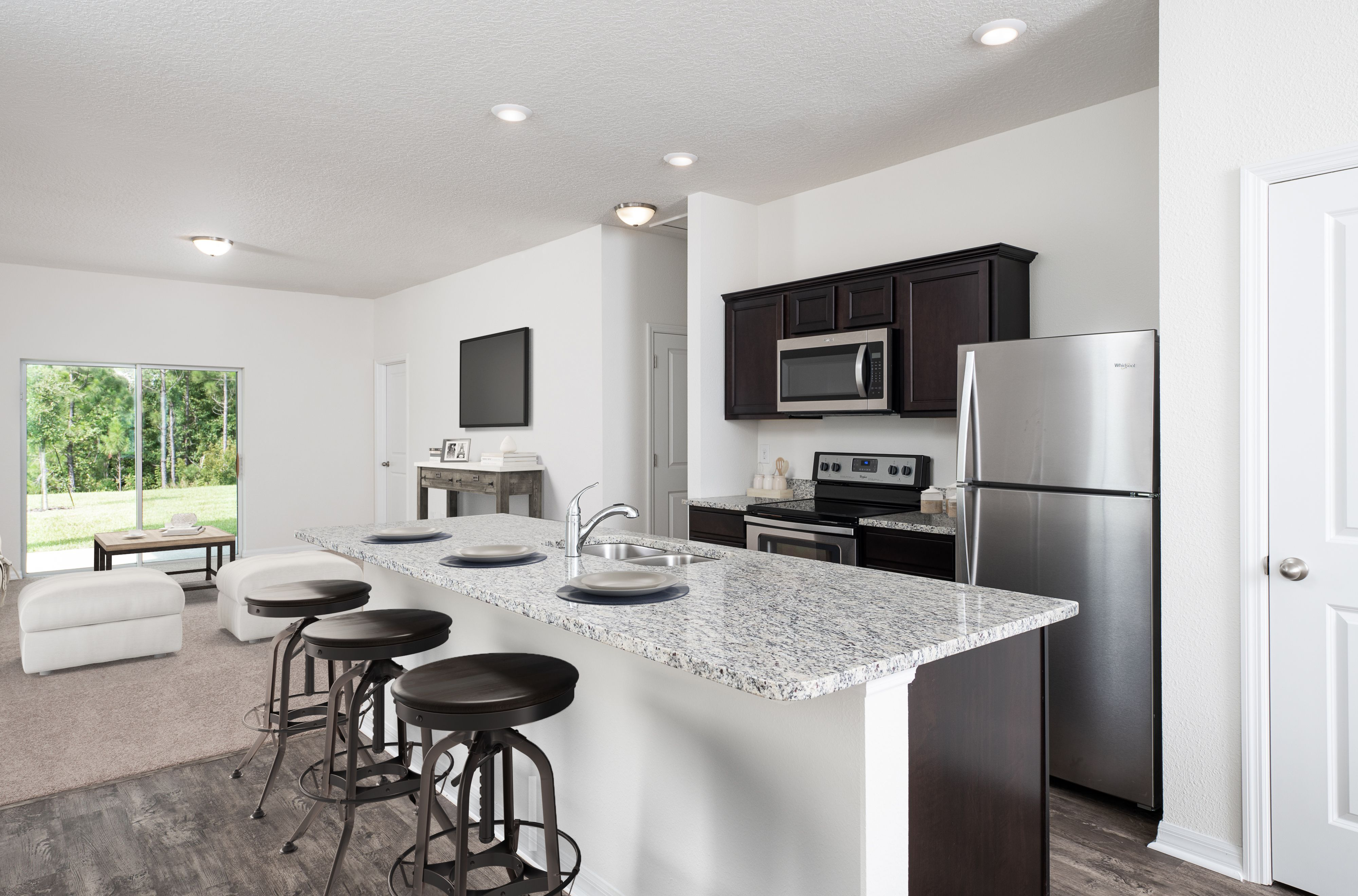 Kitchen featured in the Sterling By Starlight Homes in Daytona Beach, FL