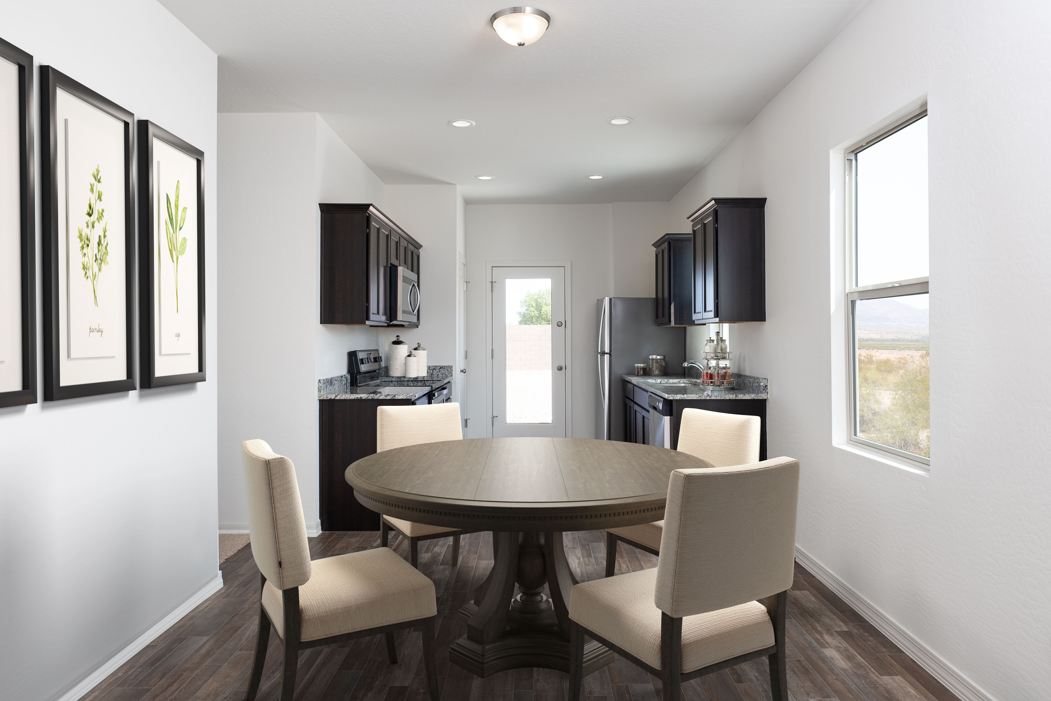 Kitchen featured in the Comet By Starlight Homes in San Antonio, TX