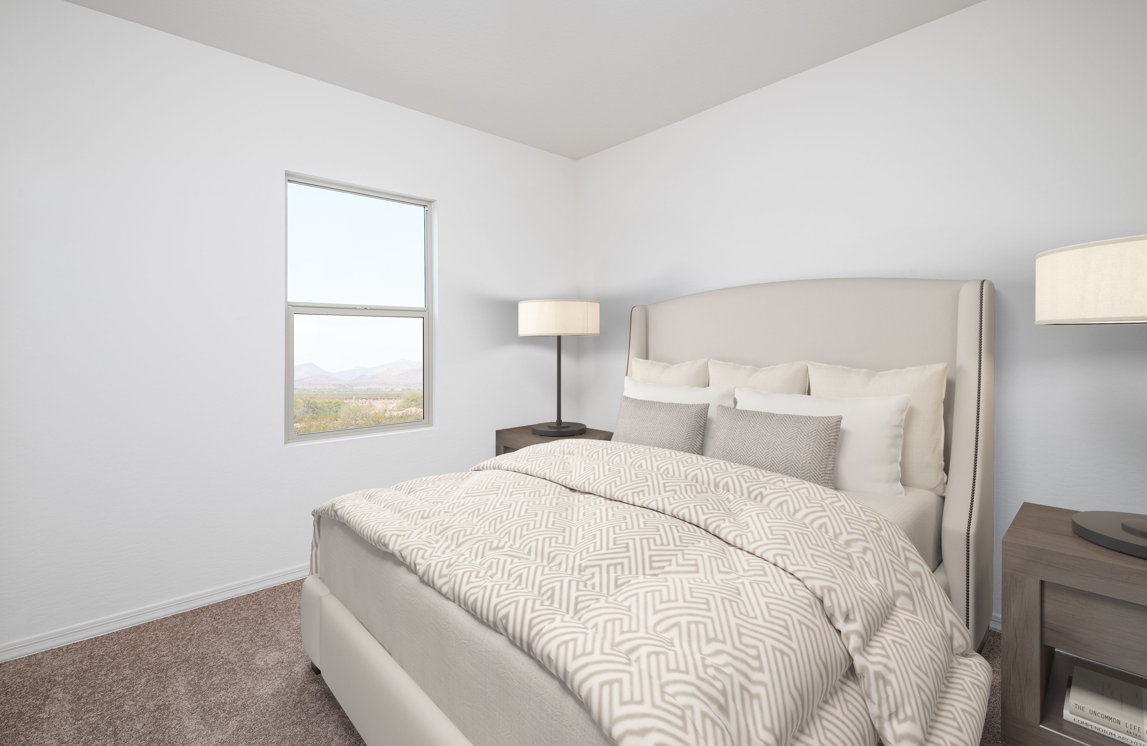 Bedroom featured in the Comet By Starlight Homes in San Antonio, TX
