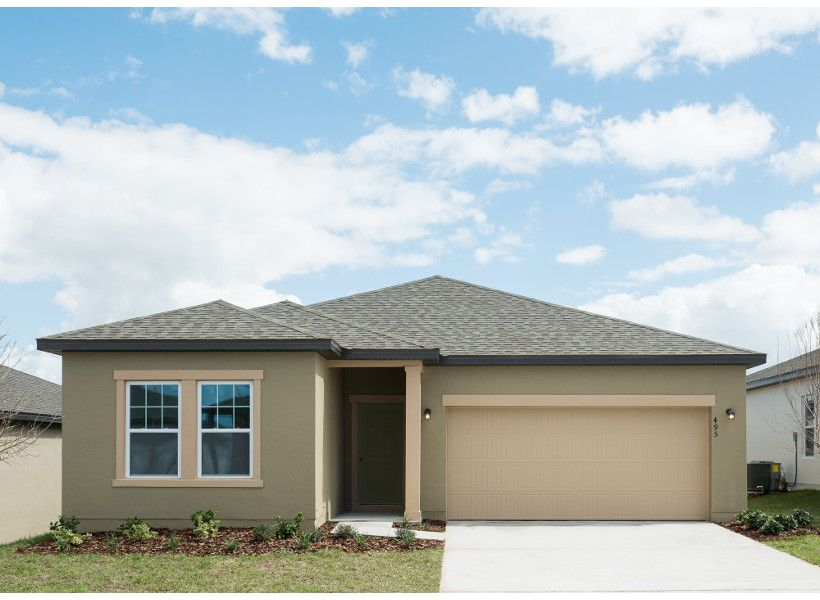 Exterior featured in the Hawking By Starlight Homes in Lakeland-Winter Haven, FL