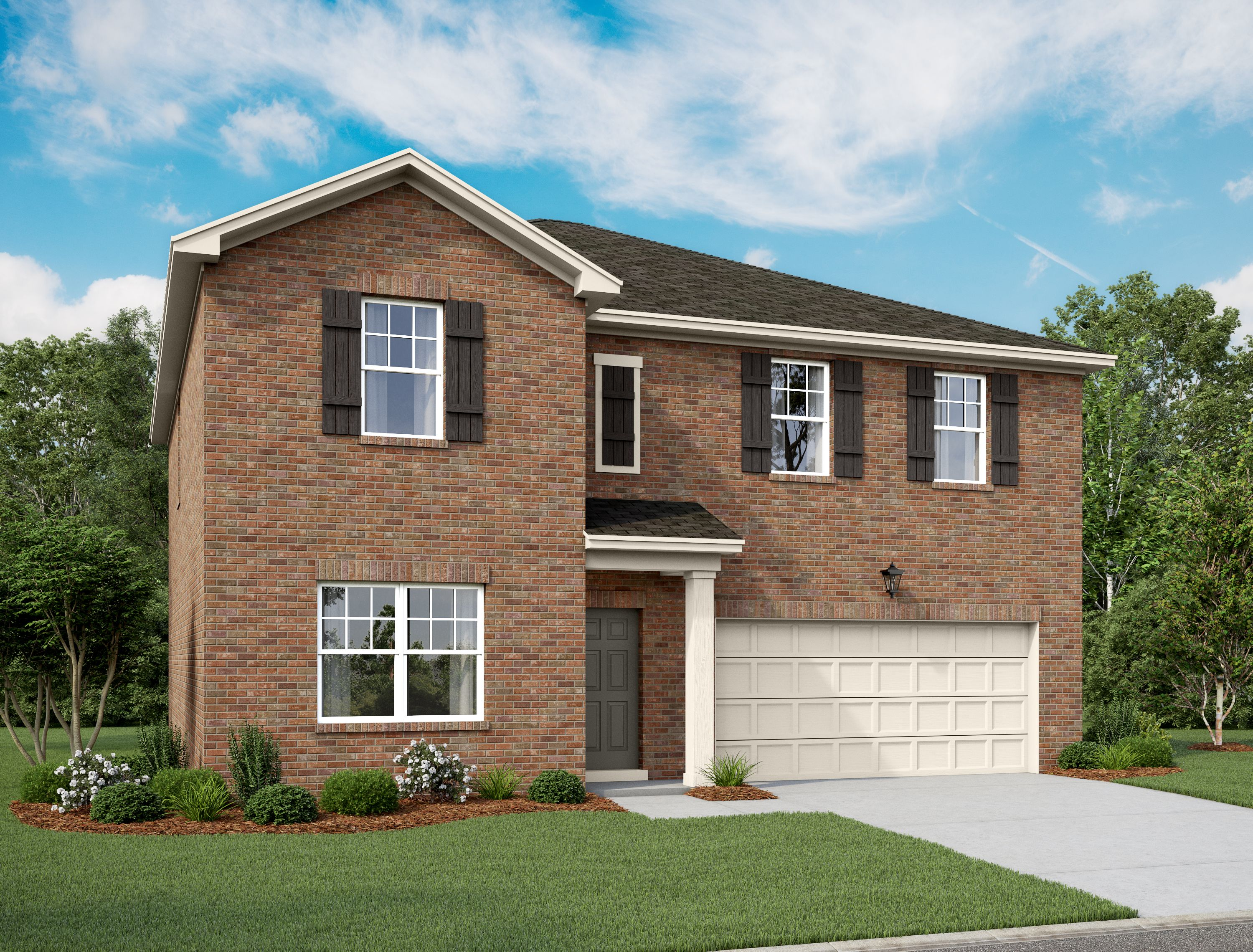 Exterior featured in the Solstice By Starlight Homes in Dallas, TX