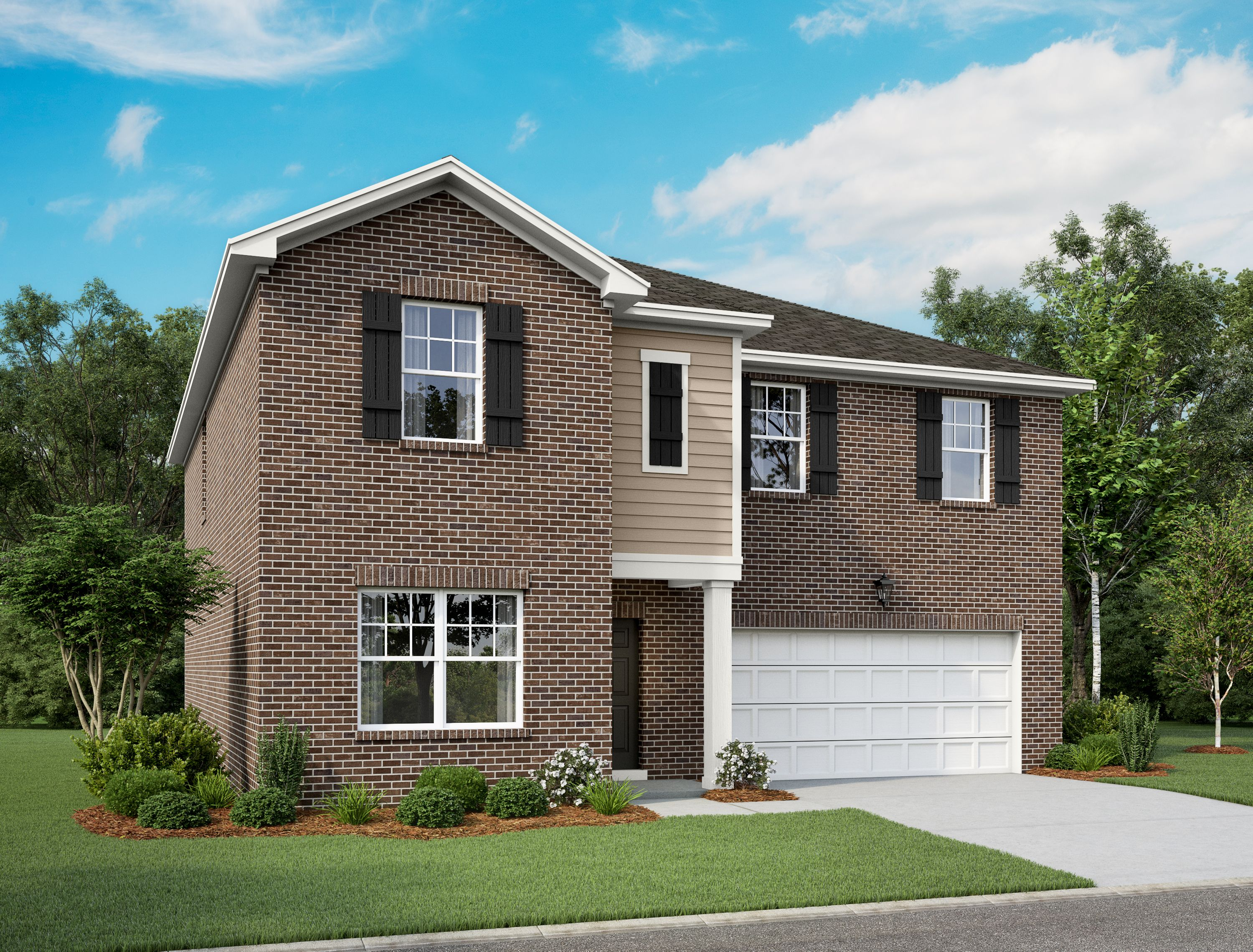Exterior featured in the Galileo By Starlight Homes in Fort Worth, TX
