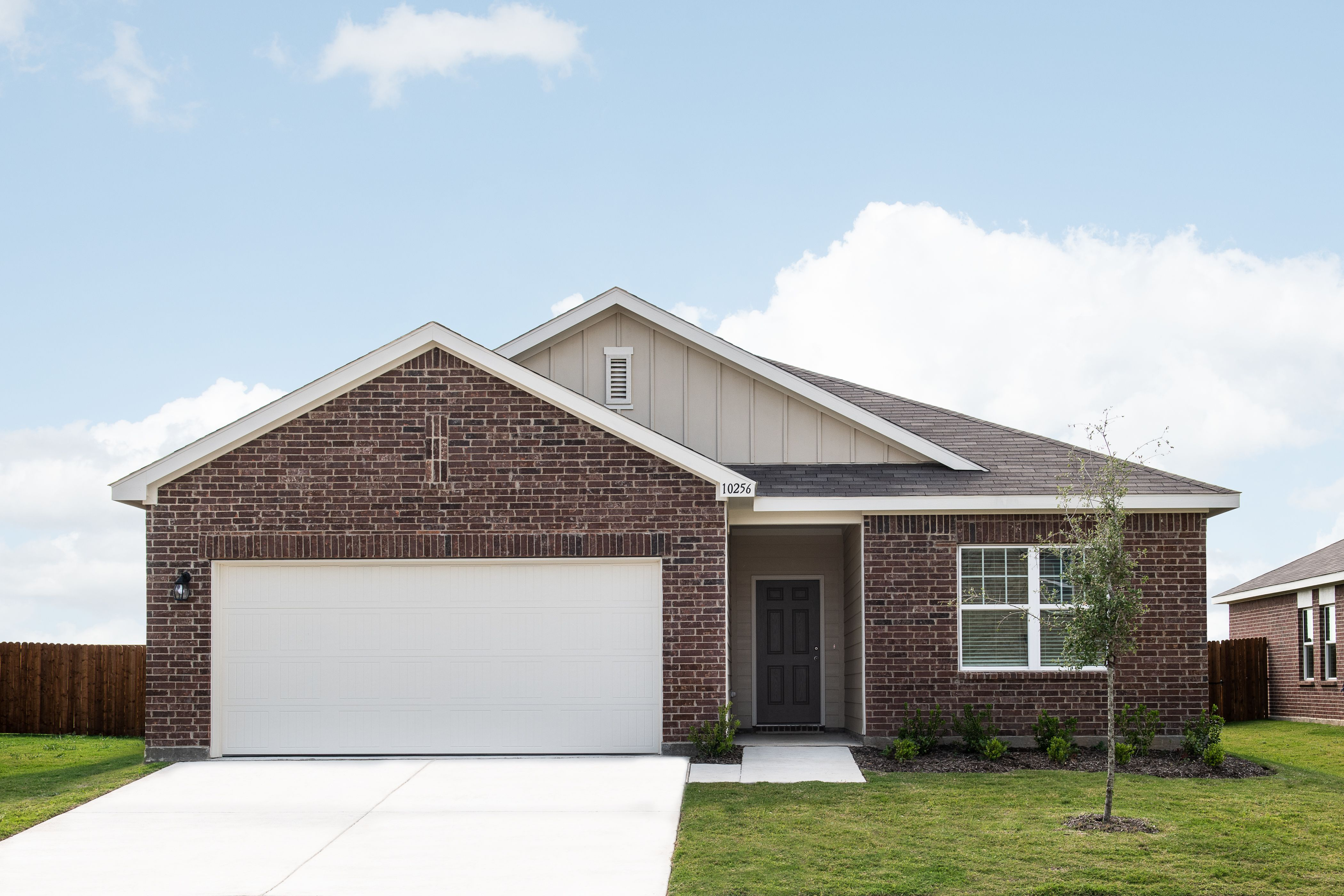 Exterior featured in the Firefly By Starlight Homes in Fort Worth, TX