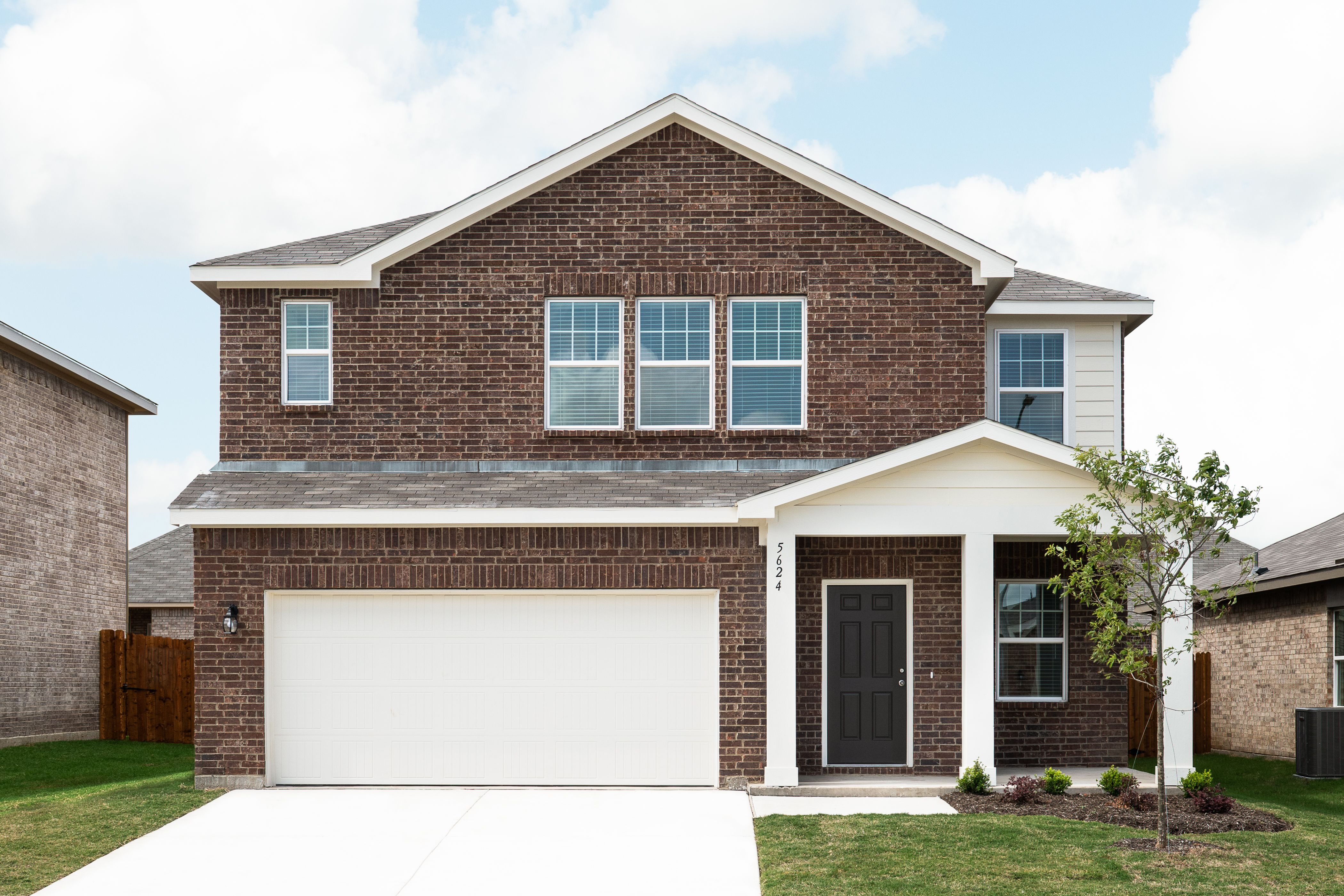 Exterior featured in the Supernova By Starlight Homes in Fort Worth, TX