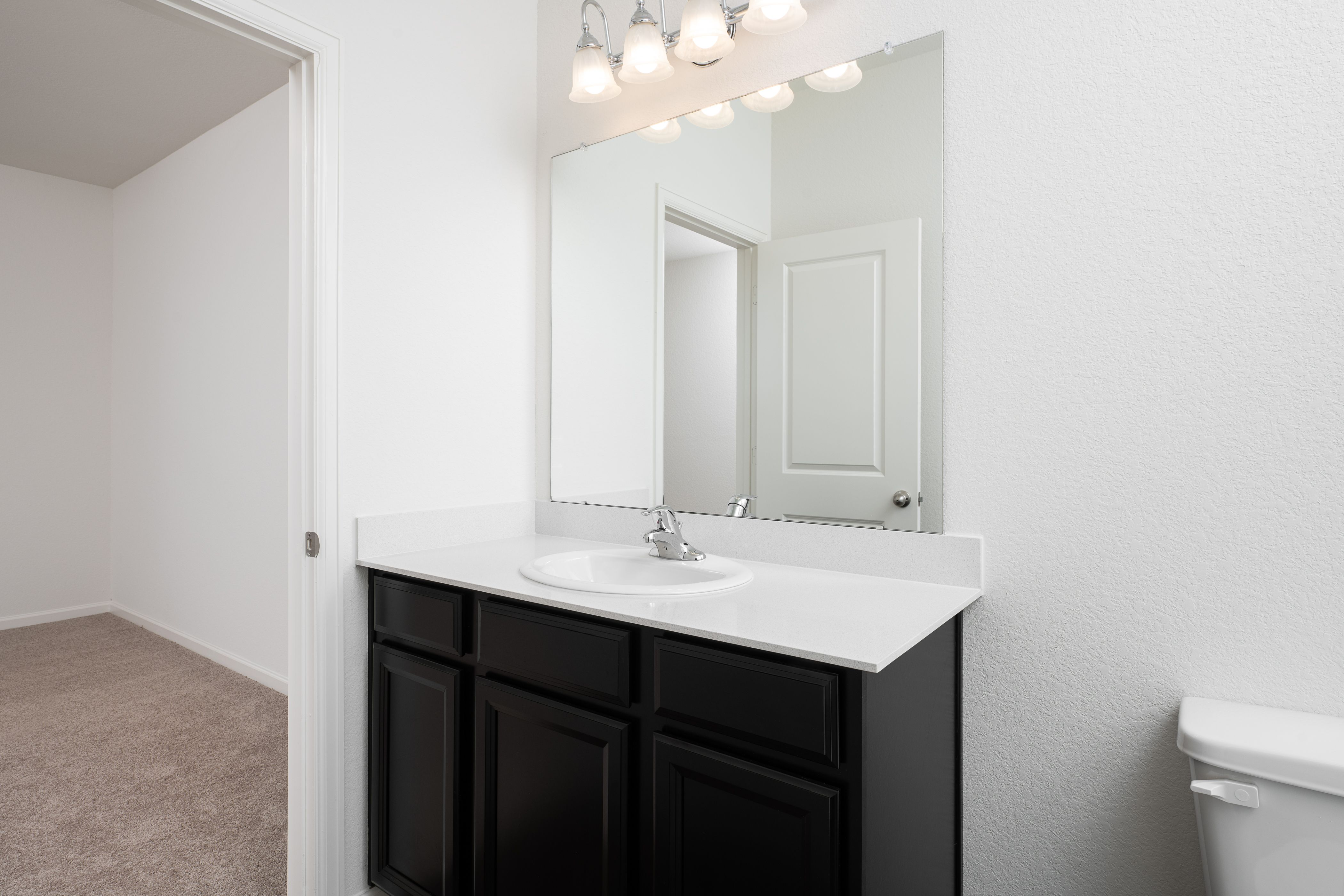 Bathroom featured in the Falcon By Starlight Homes in San Antonio, TX