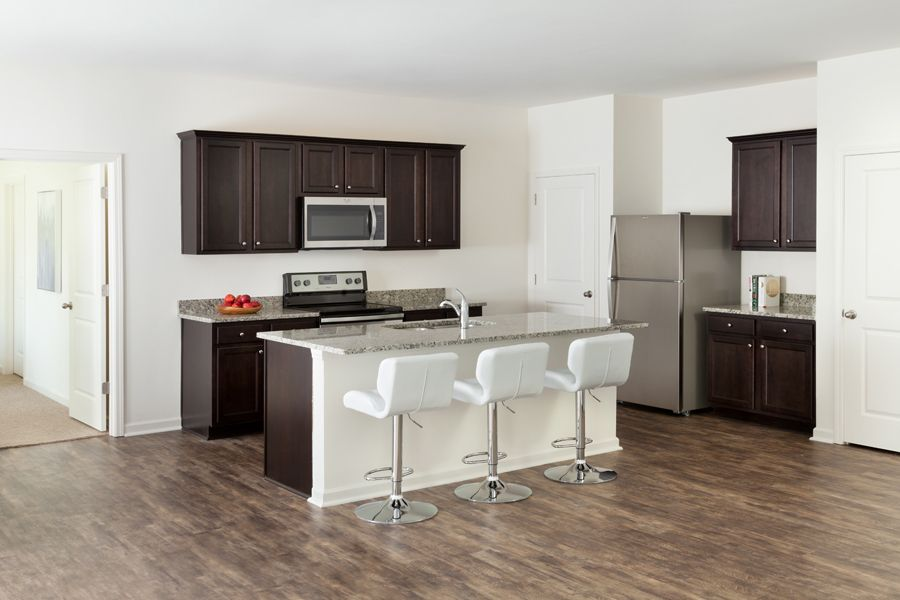 Kitchen featured in the Perseus By Starlight Homes in Atlanta, GA