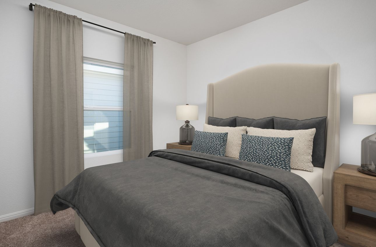 Bedroom featured in the Firefly By Starlight Homes in Atlanta, GA