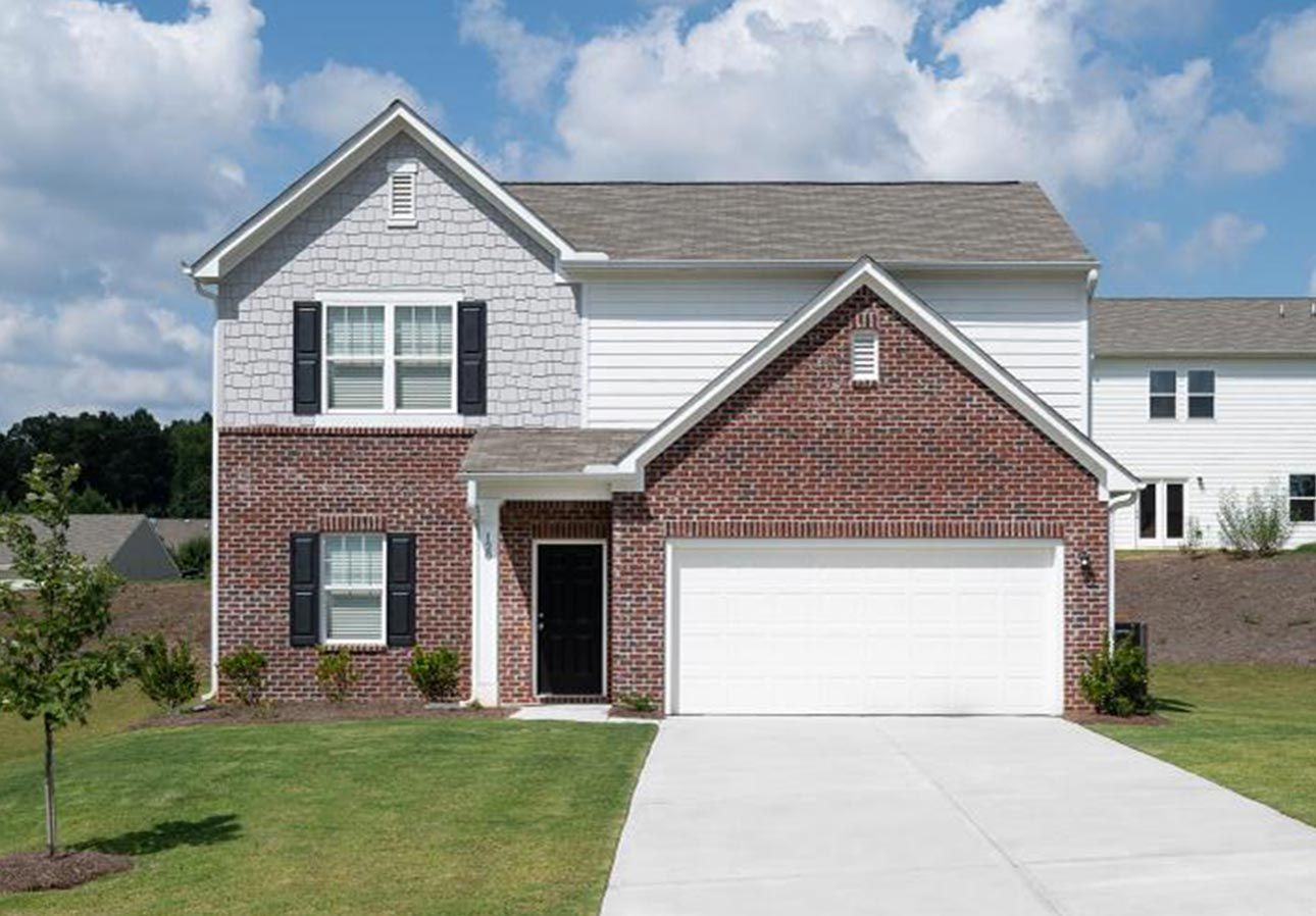 'Newbury Place' by Starlight Homes-Atlanta in Atlanta