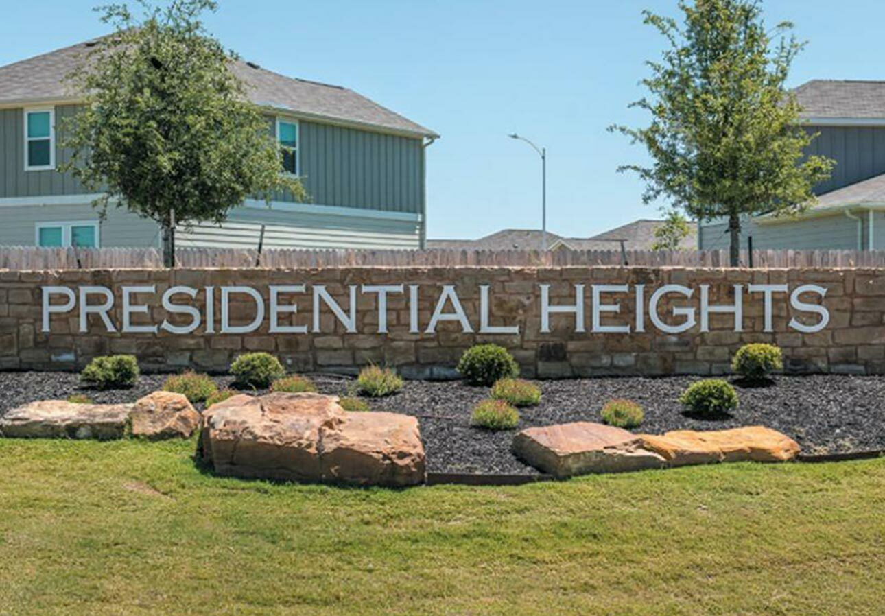 'Presidential Heights' by Starlight Homes-Austin in Austin
