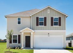 Spectra - Vine Creek: Pflugerville, Texas - Starlight Homes