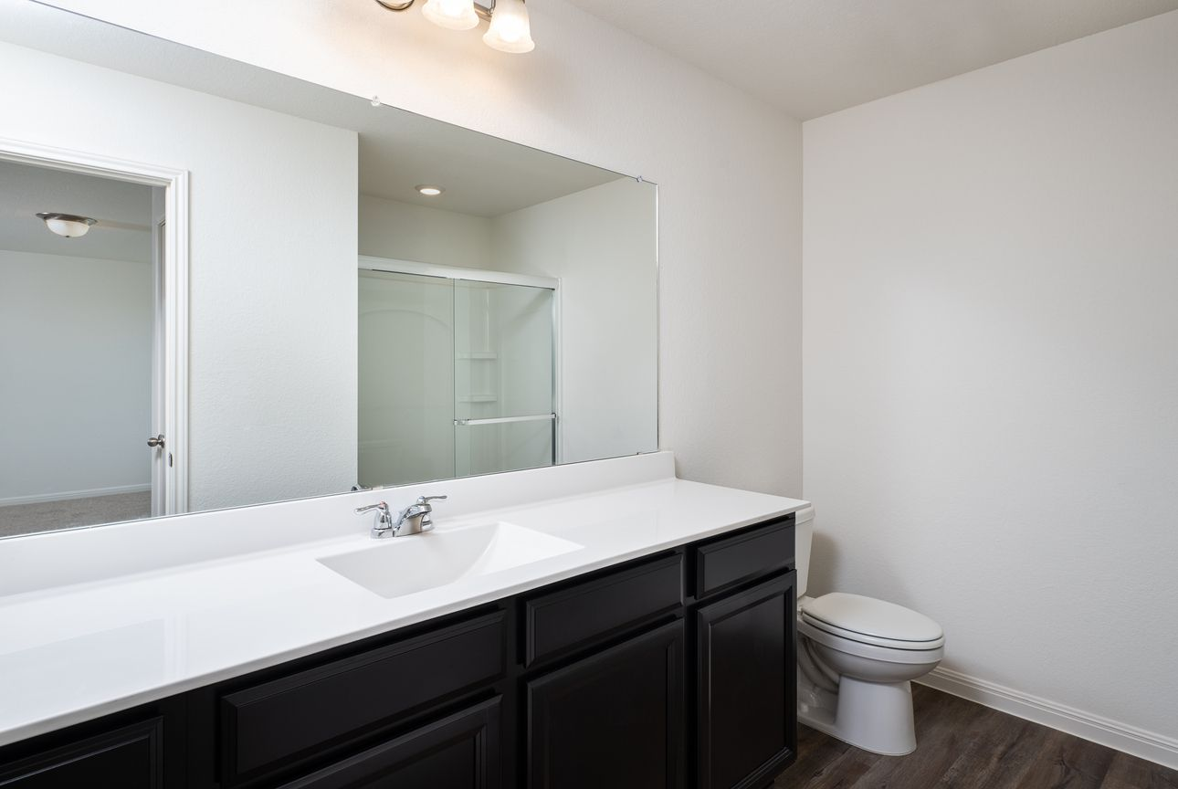 Bathroom featured in the Spectra By Starlight Homes in San Antonio, TX