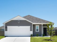 Glimmer - Presidential Heights: Manor, Texas - Starlight Homes