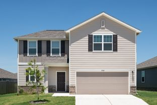 Hubble - Presidential Heights: Manor, Texas - Starlight Homes