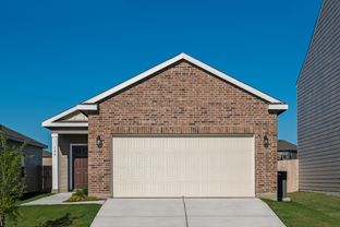 Atlantis - Meridian: San Antonio, Texas - Starlight Homes