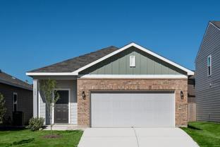 Enterprise - Vine Creek: Pflugerville, Texas - Starlight Homes