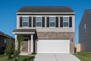 Voyager - Sonterra: Jarrell, Texas - Starlight Homes