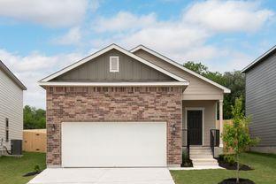 Odyssey - Hallies Ranch: Saint Hedwig, Texas - Starlight Homes