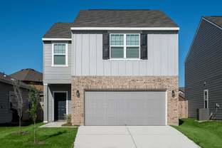 Discovery - Sonterra: Jarrell, Texas - Starlight Homes