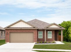 Larissa - McPherson Village: Crowley, Texas - Starlight Homes