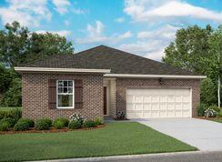 Hawking - Crestridge Meadows: Lavon, Texas - Starlight Homes