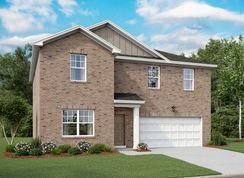 Solstice - McPherson Village: Crowley, Texas - Starlight Homes