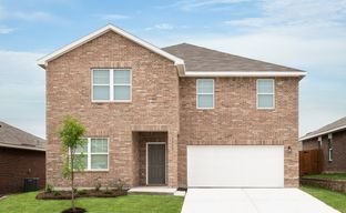 Willow Springs by Starlight Homes in Fort Worth Texas