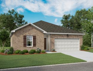 Polaris - Crestridge Meadows: Lavon, Texas - Starlight Homes