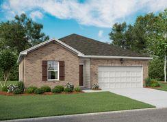Polaris - McPherson Village: Crowley, Texas - Starlight Homes