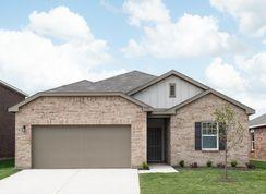 Luna - Crestridge Meadows: Lavon, Texas - Starlight Homes