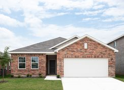 Luna - Willow Springs: Haslet, Texas - Starlight Homes