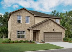 Beacon - Crestridge Meadows: Lavon, Texas - Starlight Homes