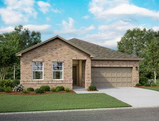 Hawking - McPherson Village: Crowley, Texas - Starlight Homes