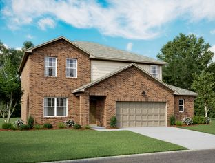 Beacon - Stone Creek: Glenn Heights, Texas - Starlight Homes