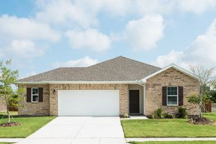Polaris - Stone Creek: Glenn Heights, Texas - Starlight Homes