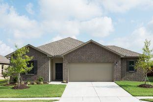 Aurora - Stone Creek: Glenn Heights, Texas - Starlight Homes