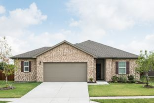 Firefly - Stone Creek: Glenn Heights, Texas - Starlight Homes