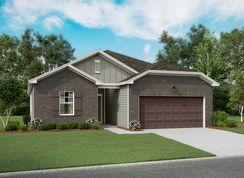 Luna - Highland Meadows: Richmond, Texas - Starlight Homes
