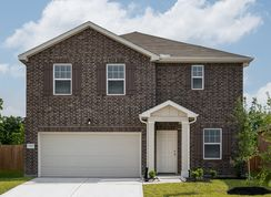 Spectra - Imperial Forest: Houston, Texas - Starlight Homes