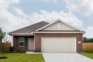 Falcon - Imperial Forest: Houston, Texas - Starlight Homes