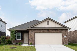Falcon - Meridian: San Antonio, Texas - Starlight Homes