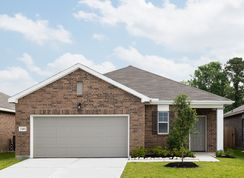 Glimmer - Imperial Forest: Houston, Texas - Starlight Homes