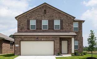Imperial Forest by Starlight Homes in Houston Texas