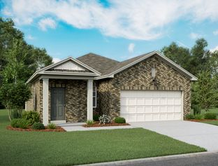 Sterling - Imperial Forest: Houston, Texas - Starlight Homes