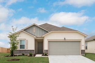 Luna - Kingsland Heights: Brookshire, Texas - Starlight Homes