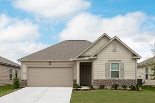 Hawking - Kingsland Heights: Brookshire, Texas - Starlight Homes