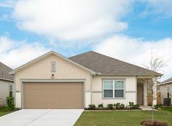 Larissa - Kingsland Heights: Brookshire, Texas - Starlight Homes